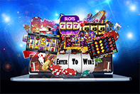 An online gaming site should have a wide variety of casino slot games