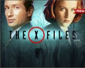 The X Files slots.